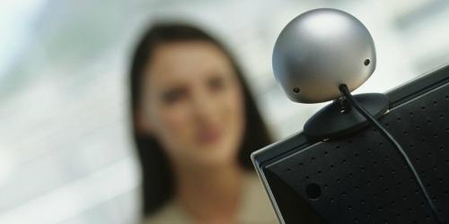 Met een webcam kun je tegenwoordig goede video's maken